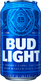 Can of Bud Light